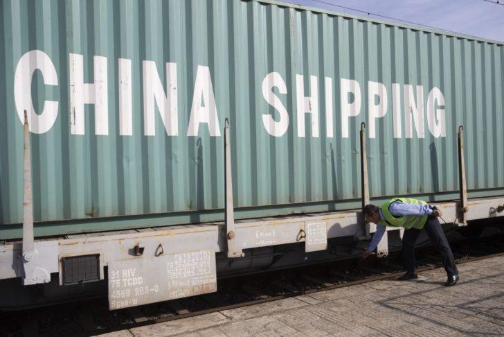 ขนส่งจีน